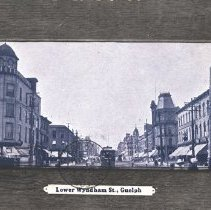 Image of Lower Wyndham Street, 1908
