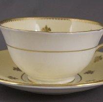 Image of 1979.9.1.2 - Tea Cup & Saucer