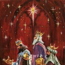 Image of St. Andrew's Church Christmas Program, 1967