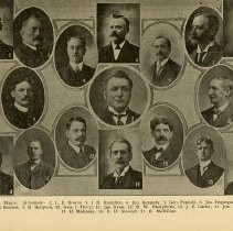 Image of City Councillors, p.9
