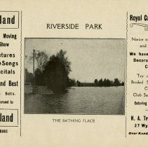 Image of Riverside Park - The Bathing Place, p.21