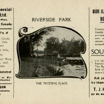 Image of Riverside Park - The Trysting Place, p.22