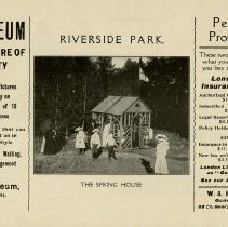 Image of Riverside Park - The Spring House, p.24