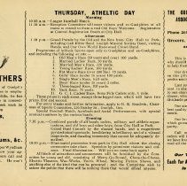 Image of Thursday, Athletic Day, p.41