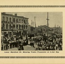 Image of Trades Procession on Labor Day, p.7
