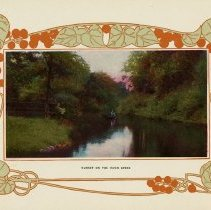 Image of Sunset on the River Speed, page 10