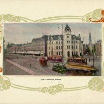 "Image of ""Upper Wyndham Street,"" page 1"
