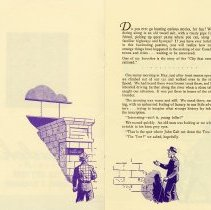 "Image of ""The City that Owns A Railroad,"" 1967, pages 1 & 2"
