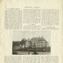 Image of St. Joseph's Hospital, page 22