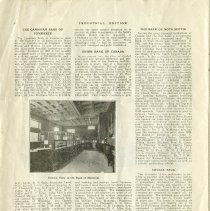Image of Interior View of Bank of Montreal, page 6