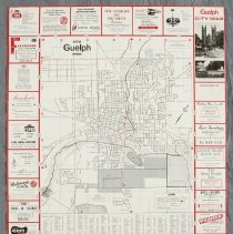 Image of 1970 Map - Side 1 Complete