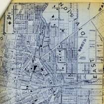 Image of 1877 Map of Guelph