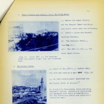Image of Odeon Theatre & Simpson Sears Building Sites; Wellington Hotel, page 35