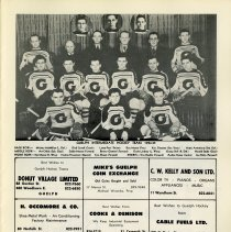 Image of Guelph Intermediate Hockey Team, 1934-35, p.15