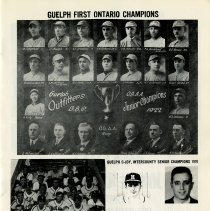 Image of Guelph Outfitters B.B.C., O.B.A.A. Junior Champions, 1922, p.15