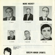 Image of More Hockey; Guelph Minor Sports, p.18