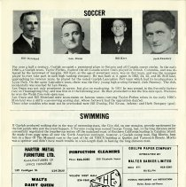 Image of Soccer; Swimming, p.24