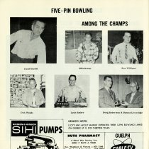 Image of Five Pin Bowling, p.28