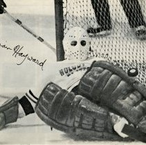 Image of Brian Hayward, Goalie, p.11