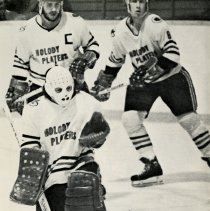 Image of Rick Clark, Goalie, p.4