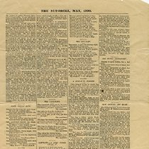 Image of Page 3 of The Nutshell Newspaper, 1890