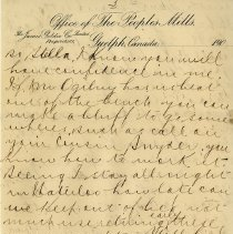 Image of Letter, p.3