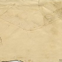 "Image of .1 Back of Envelope, ""Sept. 23, 1901"""