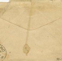 Image of .1 - Back of Envelope, November 27, 1901