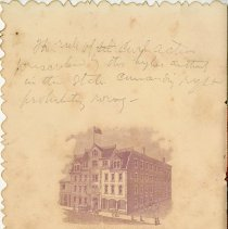 Image of Commercial Hotel, Back Cover