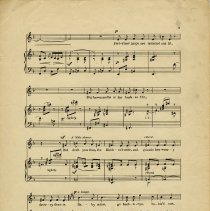 Image of .2 - Music continued, page 3