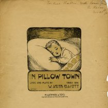 "Image of .1 - Sheet Music for ""In Pillow Town"""