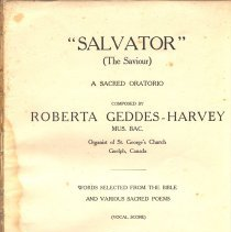 Image of Salvator title page