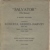 Image of Salvator cover
