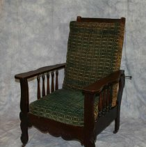 Image of 1981.5.1.4 - Chair, Reclining