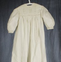 Image of 1981.64.10 - Gown, Baptismal