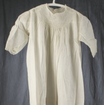 Image of 1981.64.6 - Gown, Baptismal