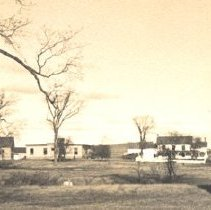 Image of Buildings, N.B., 1940