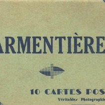 Image of Postcard Photos of Armentieres