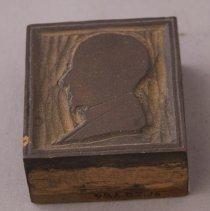 Image of 1981.82.16 - Block, Linoleum