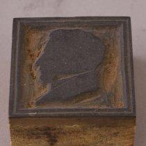 Image of 1981.82.17 - Block, Linoleum