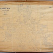 Image of 1947 Map - Complete