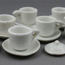 Image of Toy Tea Set