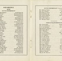Image of List of Members, pp.2-3