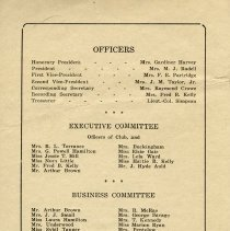 Image of Officers, Committees, & Active Members, p.4