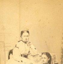 Image of Hattie Reid & Young Woman