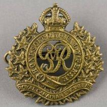 Image of 1983.14.8 - Badge, Cap