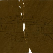 Image of .1 and .2 - Torn Label, Waters Bros.