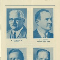 Image of Executive of Toronto Argonauts, 1934, p.3