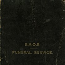 Image of R.A.O.B. Funeral Service