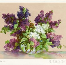 "Image of ""Lilacs"" by G. Effie Smith"